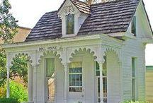 Cottage Dream Home / #cottages
