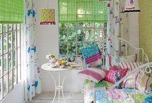 Indoor Spaces / Rooms and indoor spaces I love