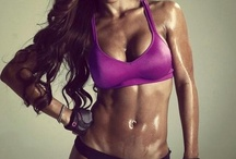 Health|Fitness|Nutrition / Work out routines, wholesome food choices and overall healthy things :) My motivation board because I NEED it. Follow this board, as new pins are added often! / by Ashley Ghilardi