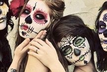 Halloween / Inspiration, ideas and tutorials for Halloween decorating, costumes, crafts and parties.
