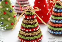 Christmas Trees / Inspiration, ideas and tutorials for Christmas decorating, crafts and gifts.