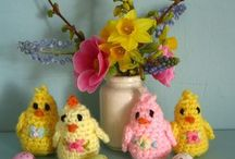 Easter / Inspiration, ideas and tutorials for Easter decorating, crafts and gifts.