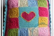 Crochet / Tips, tutorials and inspiration for colourful crochet projects.