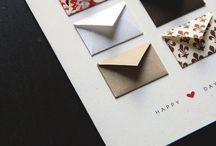 Cards... / by L u c y G a n d o.