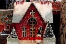 CHRISTMAS  / by Tonya Kennedy