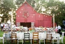 Barn Weddings / by Posh Petals & Pearls