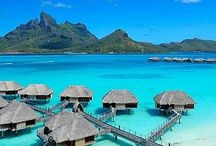 Places / Places I like, or would like to visit or just think are really cool