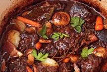 Beef Recipes (GF/paleo) / Tasty gluten-free beef recipes that are also mostly paleo/primal).