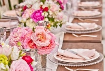 Pink Color Scheme / by Posh Petals & Pearls