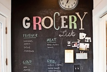 Organization and Storage / by Chelsea Lee
