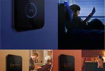 smart home / modern tech / modern tech that i find interesting.
