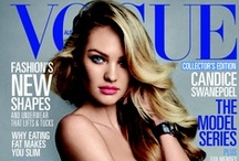 AL \ Covers / Our fav. covers of fashion magazines / by Aljoud Lootah