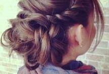 Up-dos, Braids, & Vintage Hair