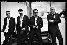 U2 / by Tina Olivier