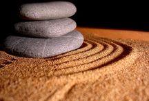 Summer of Zen / Summer, Well-being, mindfulness, warmth of the sun, Zen, contemplation, peace