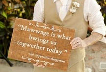 """Mawiage   / As Princess Bride would put it, """"Mawiage, Mawiage is what bwings us together today..."""" Amateur Wedding Photographer/Engagement shots, wedding planner ideas...  / by Nuk K."""