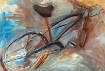 Bicycles / by Dianne Reichlin