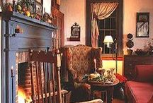 Colonial Design & Decor