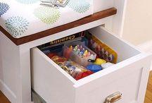 Organize/De-clutter