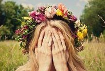 daisy inspiration / by Whitney Vallerga