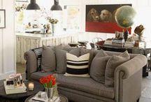 Condo Apt Small Space / Decorating a smaller space: #miniature_homes #condominium or #apartment.
