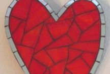 HEARTS GALORE / by Linda Welker