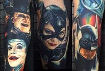 Tattoos I Like / Got ink?