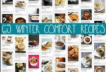 Comfort Foods for Winter / Enjoy a variety of dessert recipes that will make you want to get cozy and stay in for the night with the people you love.