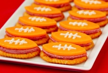 Football and Tailgate Recipes / by Lea Ann Stundins