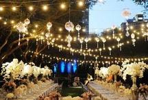 Outdoor Wedding Details / by Posh Petals & Pearls