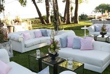 Lounge Area / by Posh Petals & Pearls