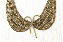 Collars... / by L u c y G a n d o.