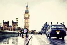 London... / by L u c y G a n d o.