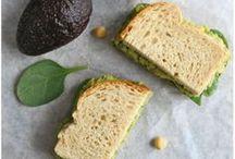 Healthy Lunch Ideas / by Nuk K.