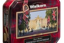 Keepsake Tins / Gift giving is easy with Walkers Shortbread's assortment of gourmet cookie gift tins.Whichever tin you choose to send, friends and family will welcome the classic Scottish shortbread. The tins double as decorative containers long after the shortbread is gone!