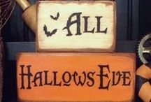 All Hallows Eve / All things Halloween
