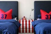 Boy Rooms / by Dena Newman