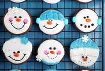 Christmas Baking / Baked goodies for gifts, parties and entertaining.