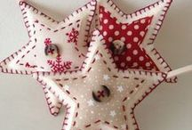 Christmas Crafting / Christmas crafts for gifts and decorations