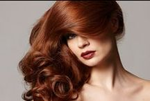 Hair - Red Color