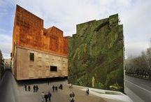 Paisagismo | Áreas Externas | Paredes Verdes / by Inah Gonçalves