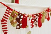 Advent ideas / Advent calendars, candles and wreaths
