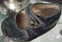 FASHION : Kid's Vintage Footwear / by Shelly Zeiden