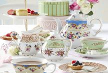 Afternoon Tea / Teapots, china, tea sets, table settings and all things Afternoon Tea.