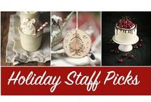 Holiday Staff Picks / Need some inspiration for your holiday gift list?               Check out our staff picks from the Roost Books list.