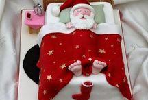 Santa / Becaue I love Santa stuff