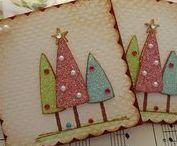 Christmas Cards / Christmas cards to make at home