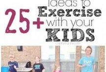 Family Fitness Tips & Ideas
