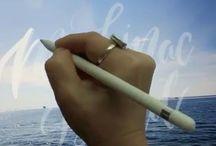 Procreate Lettering & Doodles