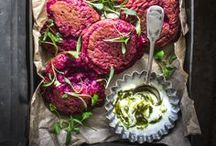 FALAFELS & PATTIES | FALAFELS & GALETTES / yummy falafels | délicieux falafels